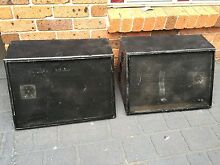 Stage PA Band Speakers Stanhope Gardens Blacktown Area Preview