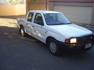 FORD COURIER 85000KMS DUAL CAB $5950 College Park Norwood Area Preview