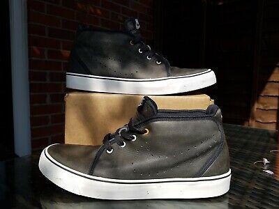 Nike Toki Premium Chukka Boot Trainer Size 8.5 Mens Leather