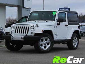 2014 Jeep Wrangler Sahara 4X4 | NAV | BLUETOOTH | AIR
