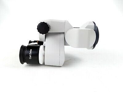 Carl Zeiss Opmi Surgical Microscope 180 Binoculars F170 T W 125x Eyepieces