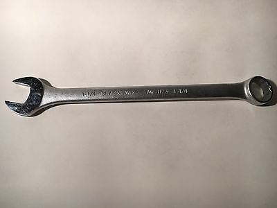 Blackhawk Bw-1173 Combination Wrench 1-14 12-point