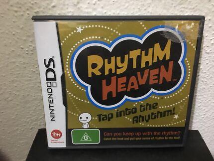 DS Rhythm Heaven Game