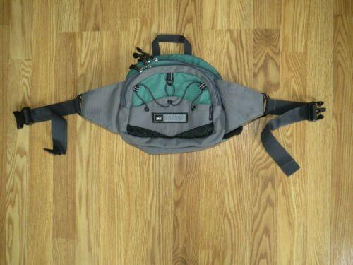 REI Full Lode Waist Pack Fanny Pack Walking Hiking Multi-Pocket Day Pack