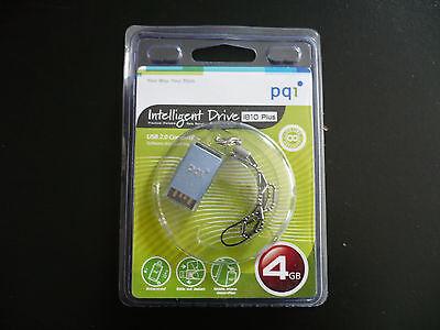 PQI Traveling Disk i810 Plus 4GB USB Drive good for xBOX windows 8 windows 7 XT