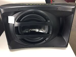 Fusion sub with built in amp Yarrawonga Palmerston Area Preview