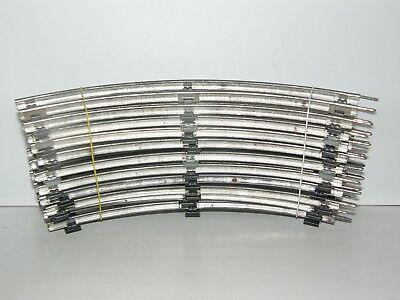 Lionel 0-27 gauge 10 pcs. Curved Track, used for sale  Millville