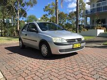 2002 Holden Barina, Clean & Reliable, 3 Month Rego, Low Kms. Wattle Grove Liverpool Area Preview