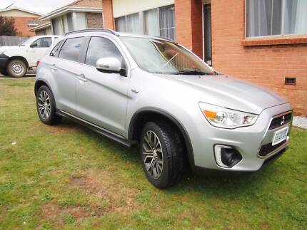 Mitsubishi ASX 2015 Summerhill Launceston Area Preview