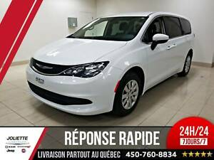 2018 Chrysler Pacifica LX, WOW BAS KILO! 7 PASSAGERS.