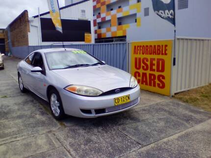 2000 Ford Cougar Coupe 3 Months Rego Woy Woy Gosford Area Preview