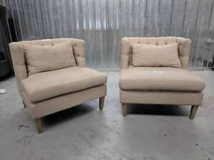 Designer Wing Chairs Epping Whittlesea Area Preview
