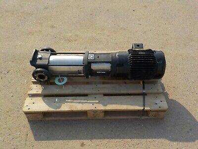 Grundfos Booster Pump 232-248 Gpm 15 Hp 3444 Rpm