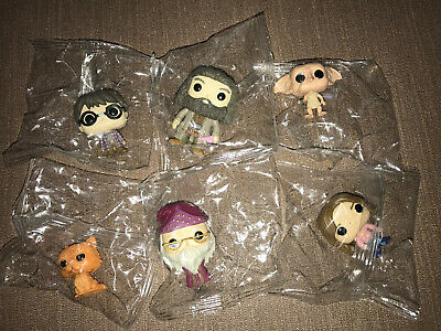 Funko Pocket POP! Harry Potter Advent Calendar LOT OF 6 NEW