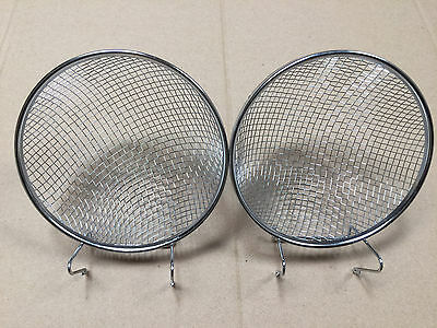 "NEW Wire Canary Bird Metal Nests 4 3/4"" Lot of 2 # 8206-249"