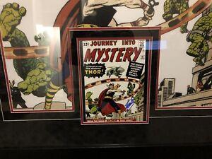 Stan Lee autograph Inkatha poster set