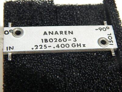 Anaren 1b0260-3 0.225 - 0.400 Ghz Coupler