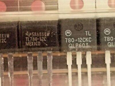 6 Pcs Positive 12 Volt Regulator 1.5 Amp To220 - 78012 Lm7812 78012 Usa Seller