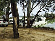 Houseboat with mooring site Irymple Mildura City Preview