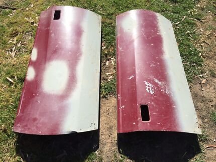 770 style Valiant Charger doors
