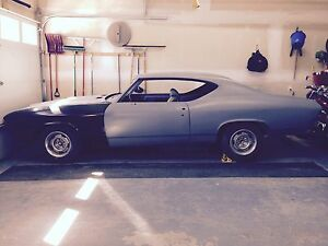 Wanted: Green Soft Ray tinted side glass 1968 Chevelle