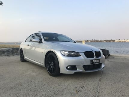 BMW 335i M-Sport twin turbo  Southport Gold Coast City Preview