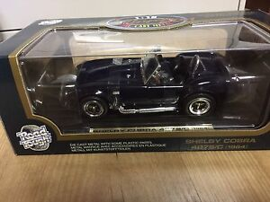 1:18 Scale die cast , Shelby Cobra 427 S/C , 1964