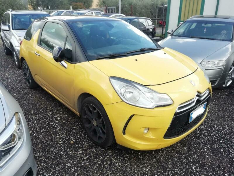 DS DS3 DS3 1.6 e-HDi 90 air. Sport Chic