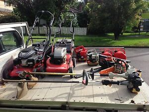 Lawn mowing service for sale $12000 West Ryde Ryde Area Preview