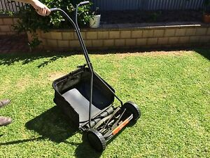 FLY MO H 40 push lawnmower with catcher Adelaide CBD Adelaide City Preview