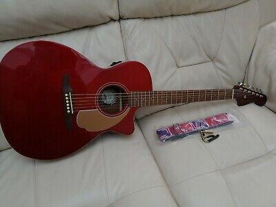 Fender Newporter Electro Acoustic Guitar