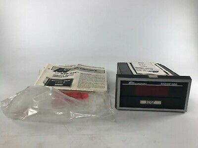 Red Lion Controls Series 600 Speed Ratio Indicator 5162040 New Without Box