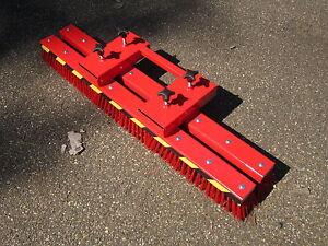 Gabelstapler Kehrbesen Staplerbesen Gabelstaplerbesen Radlader Kehrmaschine