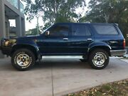 Toyota hilux surf 3L turbo diesel manual Bass Hill Bankstown Area Preview