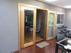 Cedar double doors Caringbah Sutherland Area Preview