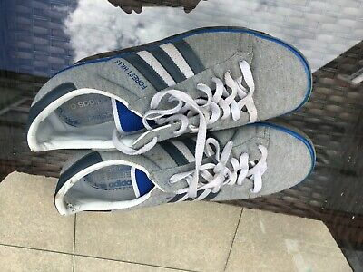 VINTAGE ADIDAS FOREST HILL TRAINING SHOES UK SIZE 10