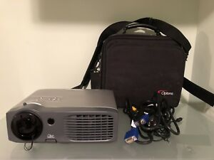 Projecteur Optoma projector
