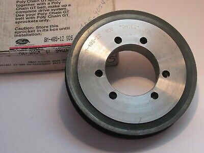 Gates 8m-48s-12 Sds 8m48s12sds Poly Chain Gt Pulley New