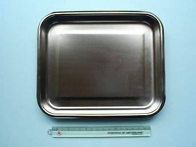 New Product Stainless Steel Surgical Instrument Tray Without Lid Small-scale