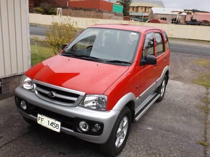 2005 Daihatsu Terios Wagon ***PRICE REDUCED*** Zeehan West Coast Area Preview