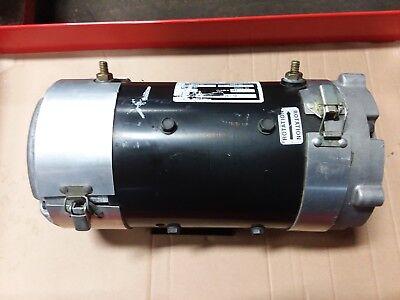 24 Volt Electric Pump Drive Motor By Kinetek