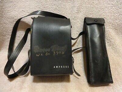 Amprobe Instruments Model Amc-4 1000v 500m 500v 100m Ohm Meter With Leads