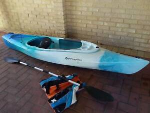 perception kayak | Kayaks & Paddle | Gumtree Australia Free