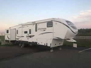2012 355 BHQ Fifth Wheel by Forest River