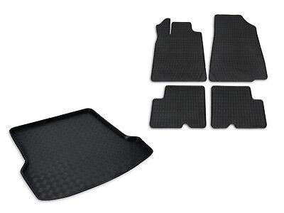 MERCEDES B-KLASSE W246 EASY VARIO PLUS 11-18 Kofferraumwanne/&Gummi-Fußmatten