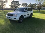 2000 Toyota Landcruiser 100 Series 4.2 Turbo Diesel . Narre Warren Casey Area Preview