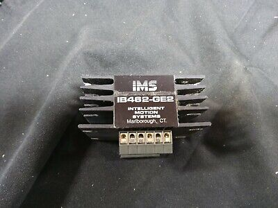 Ims Ib462-ge2 Intelligent Motion Systems Microstepping Drive Stepper Motor Drive