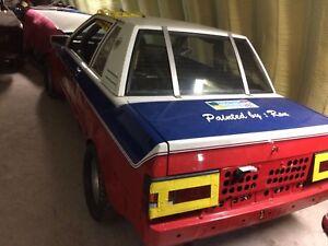 1984 Nissan Pulsar (race car)