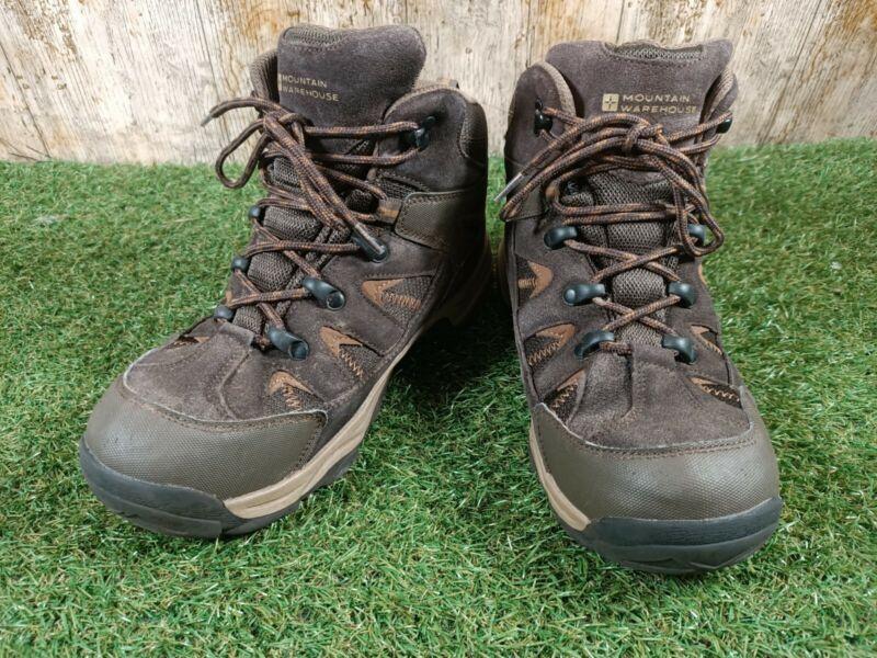 Mountain Warehouse Isodry Softshell Walking Boots Size UK 6 EUR 40
