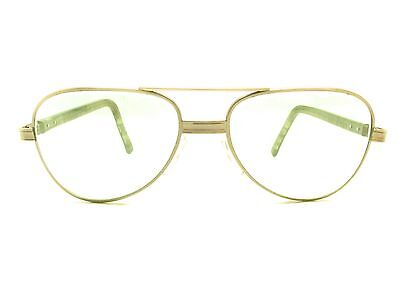 TITMUS Z87 AVIATOR Eyeglasses Eyewear FRAMES 54-16-140 Tv0 53115
